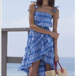 Misa Los Angeles Dresses - MISA LOS ANGELES FERNANDA SUMMER DRESS SIZE L